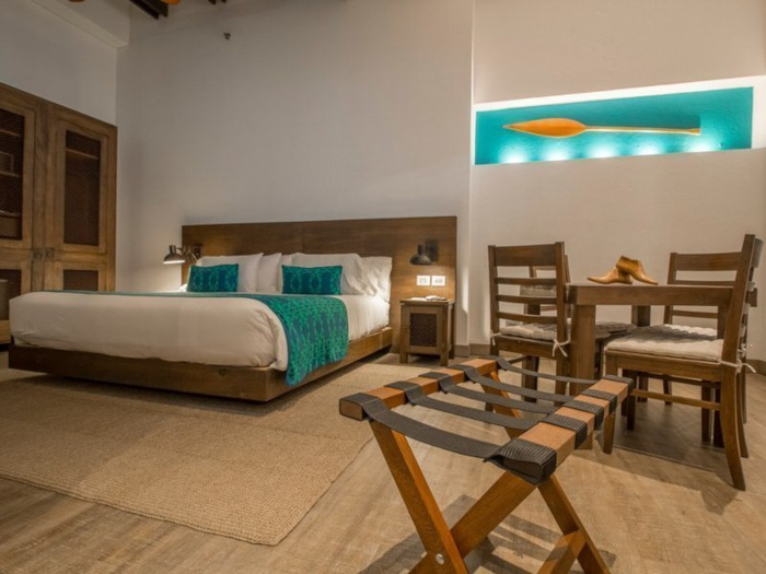 Junior suite  sophia hotel cartagena de indias