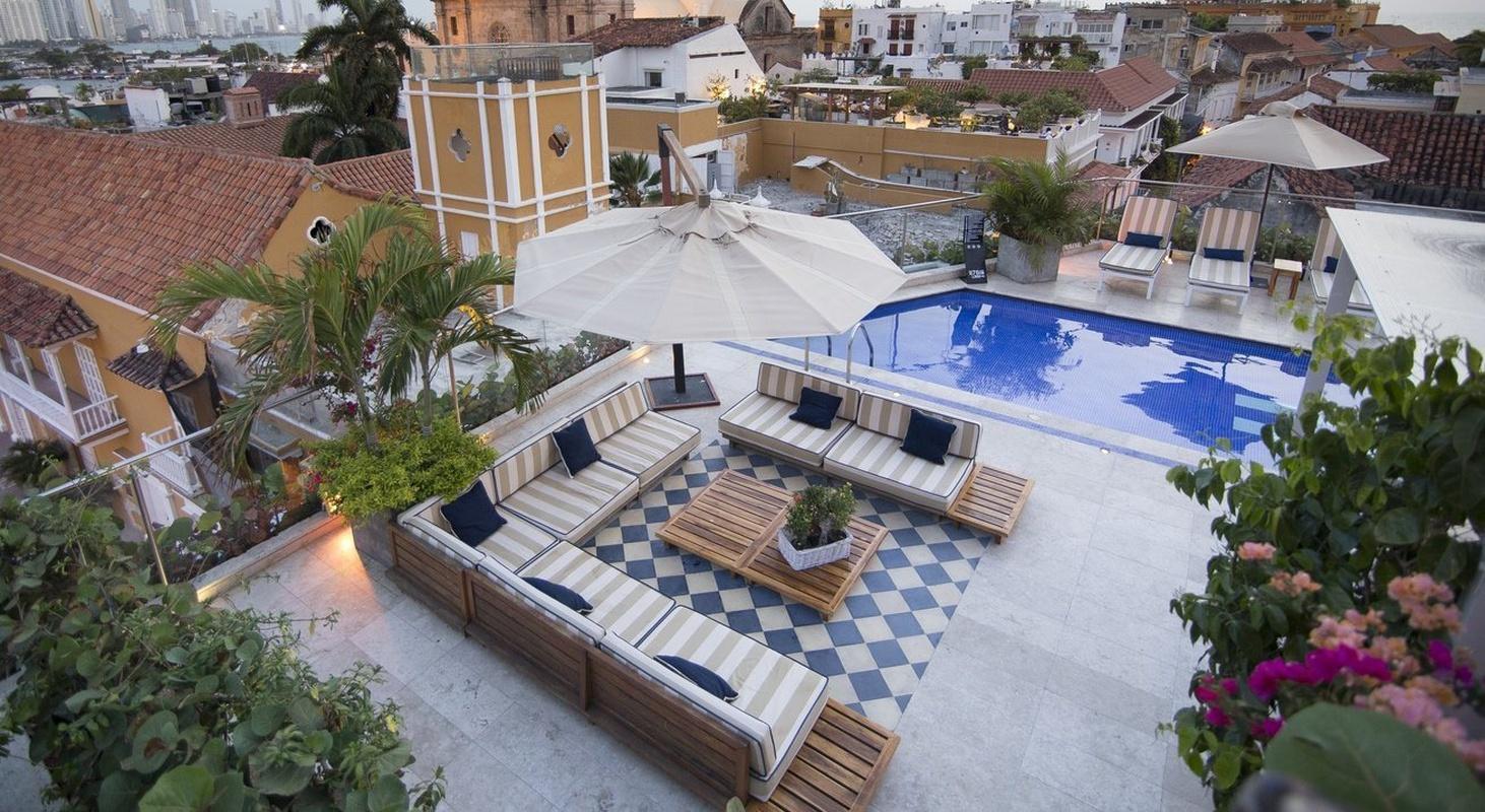 Sophia Hotel Cartagena De Indias Web Oficial